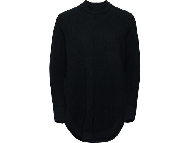 Odlo Zaha Hættetrøje Damer, sort